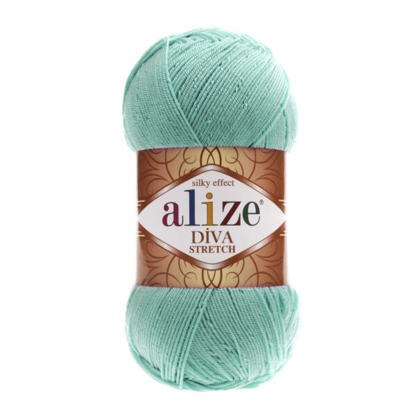 Νήματα για πλέξιμο Alize Diva Stretch